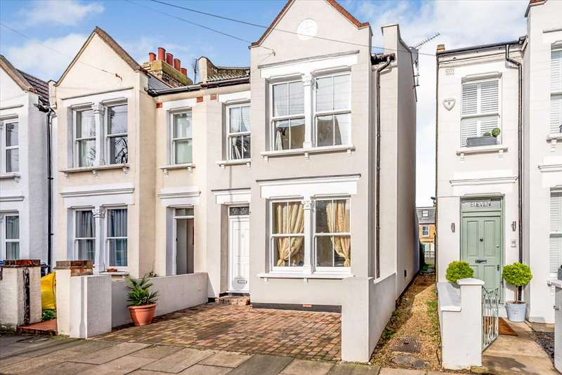 4 Bedrooms End Of Terrace House for sale in Kohat Road, Wimbledon, London