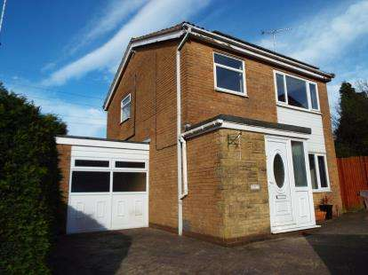 3 Bedrooms Detached House for sale in Carr Meadow, Bamber Bridge, Preston, Lancashire