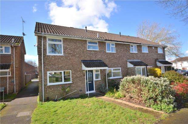 3 Bedrooms End Of Terrace House for sale in Turnberry, Bracknell, Berkshire
