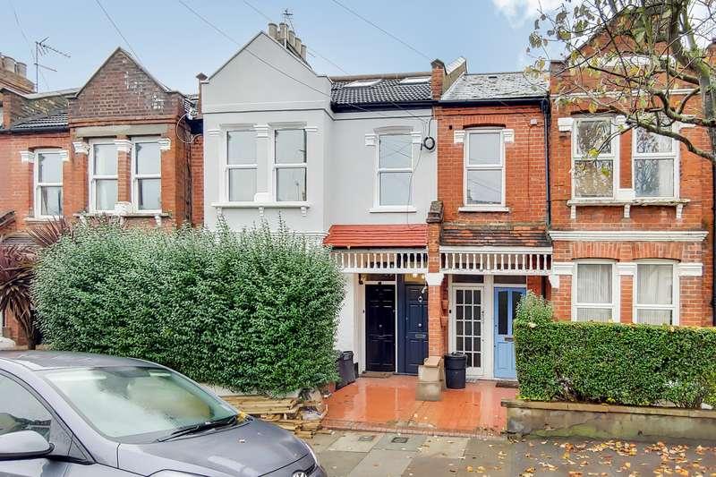 3 Bedrooms Flat for sale in Astonville Street, London, Southfields, SW18 5AL