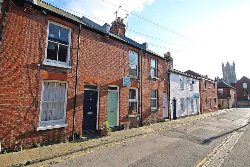 2 Bedrooms Terraced House for sale in Albion Place, Canterbury
