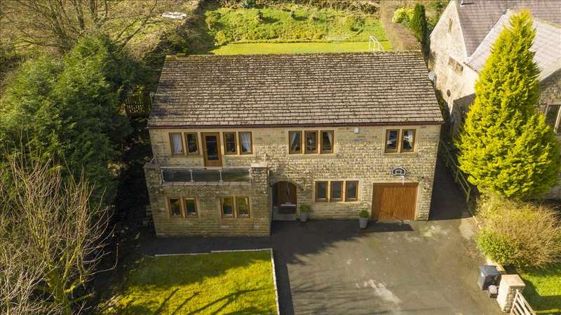 5 Bedrooms Detached House for sale in Ashburton House, 948 Rochdale Road, Todmorden
