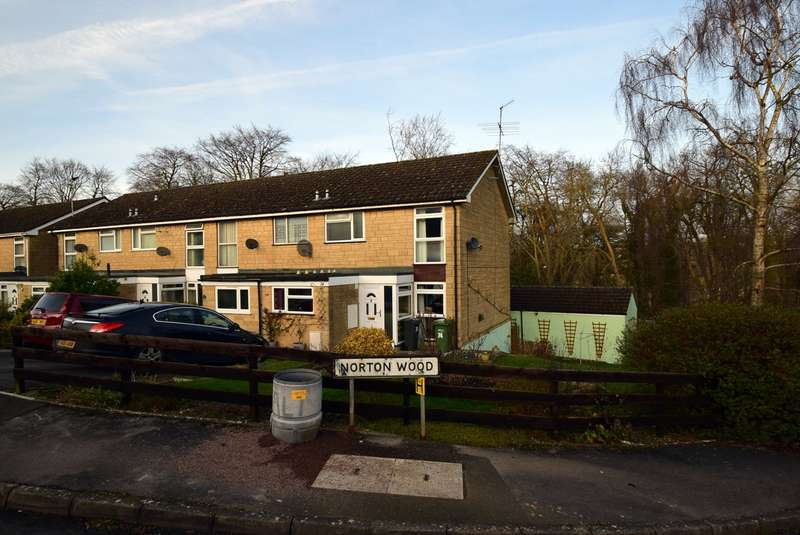 3 Bedrooms End Of Terrace House for sale in Nortonwood, Nailsworth, Stroud, GL6