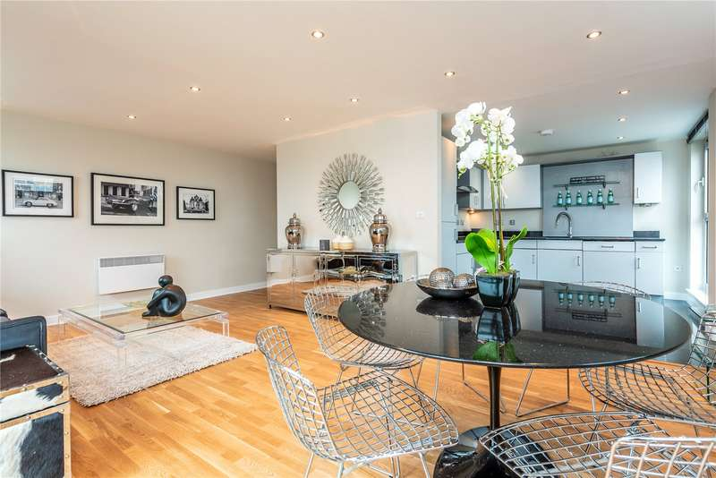 3 Bedrooms Flat for sale in Balmes Road, Islington, London
