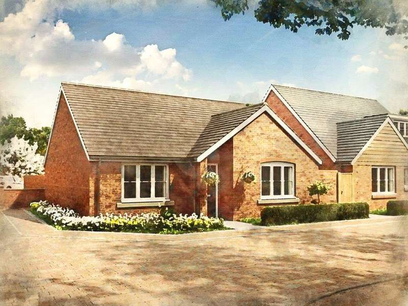 2 Bedrooms Detached Bungalow for sale in North Road, South Molton, Devon, EX36