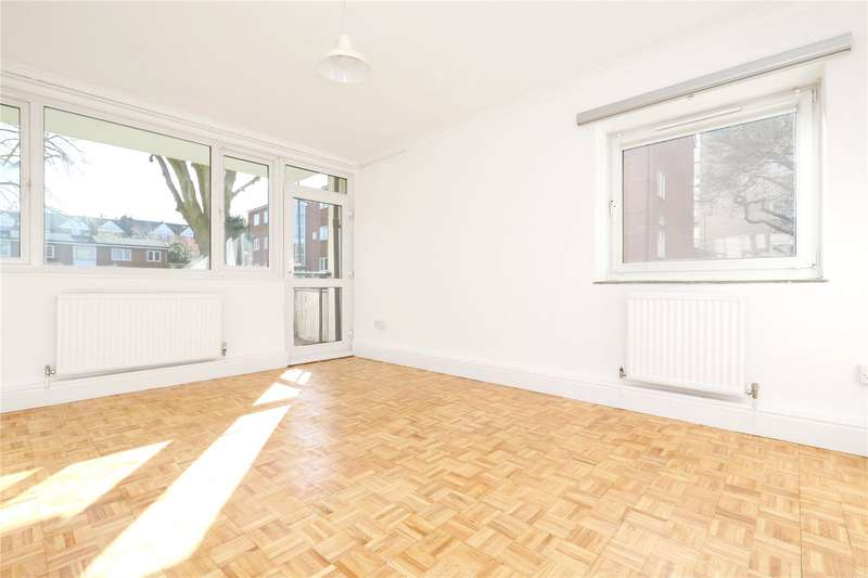 2 Bedrooms Flat for sale in Highbury Quadrant, Highbury, London, N5