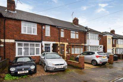2 Bedrooms Terraced House for sale in Totland Road, Leicester, Leicestershire