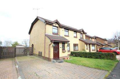 3 Bedrooms Semi Detached House for sale in Cumnock Road, Robroyston