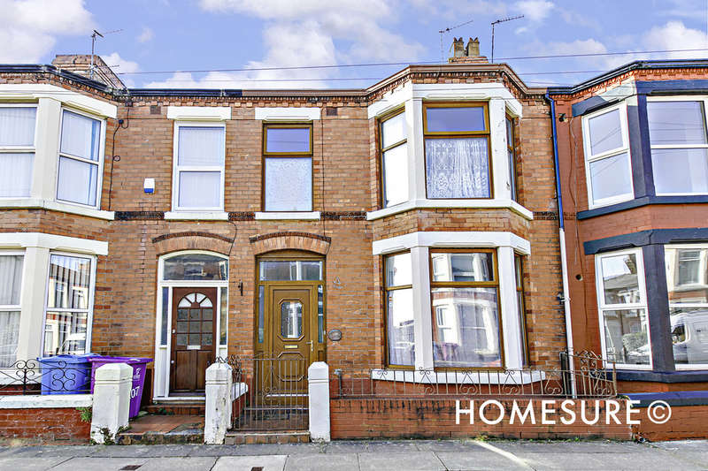 3 Bedrooms Terraced House for sale in Claremont Road, Wavertree, Liverpool, L15