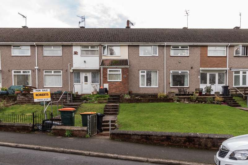 3 Bedrooms Terraced House for sale in Blackwater Close, Bettws, Newport, NP20