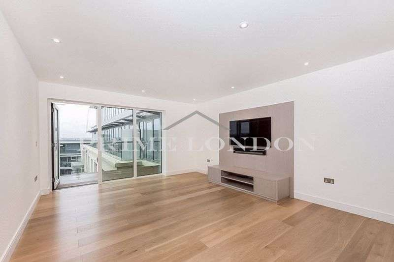 2 Bedrooms Property for sale in Faulkner House, Fulham Reach, London