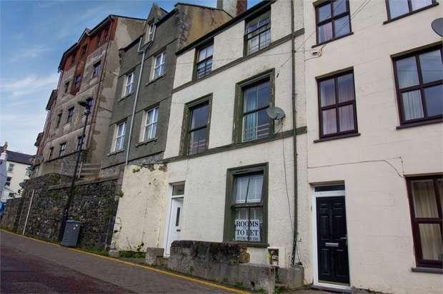 6 Bedrooms End Of Terrace House for sale in Fron Heulog Terrace, Bangor, Gwynedd