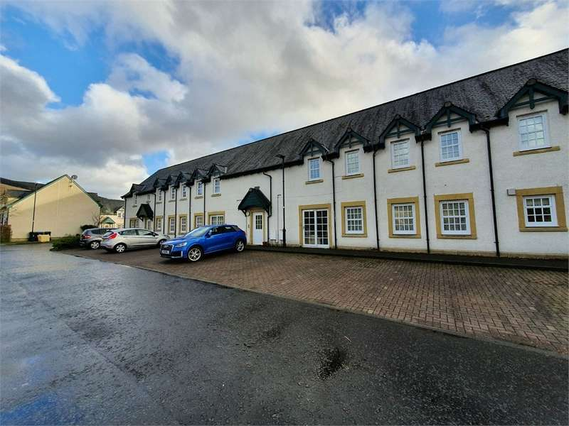 2 Bedrooms Flat for sale in Mains Farm Steading, Cardrona, PEEBLES, Scottish Borders