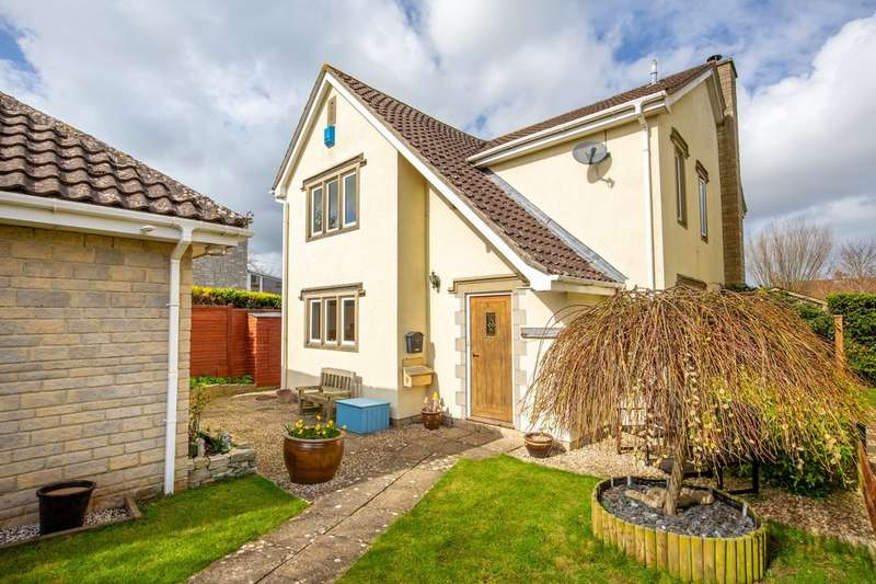 4 Bedrooms Detached House for sale in Vicarage Lane, Shapwick