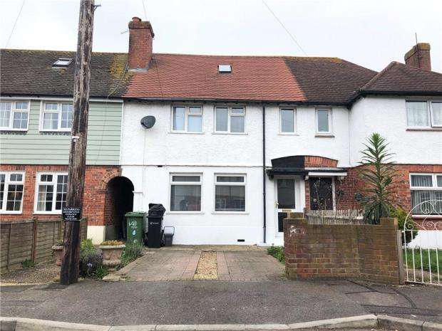 2 Bedrooms Terraced House for sale in Eastern Avenue, Southsea, Hampshire