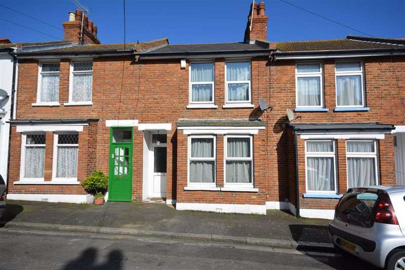 2 Bedrooms Terraced House for sale in Chaucer Road, Broadstairs, Kent