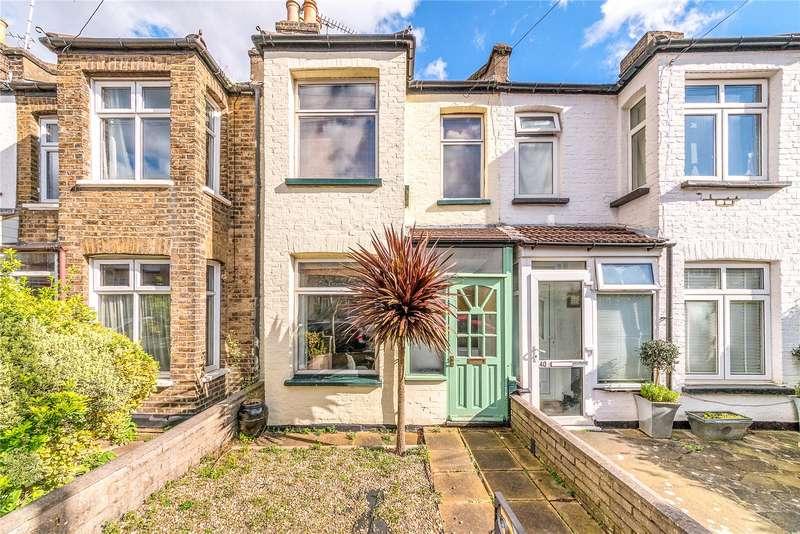 2 Bedrooms Terraced House for sale in Coleridge Road, Finchley, N12