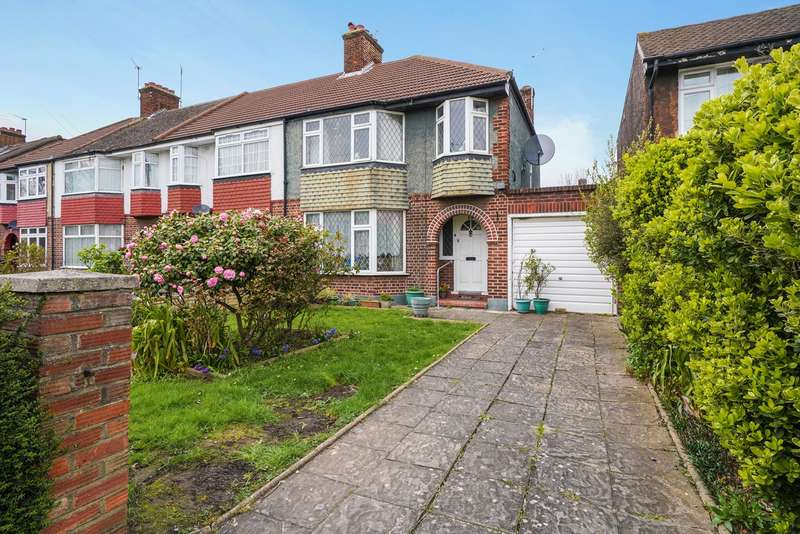 3 Bedrooms Terraced House for sale in Cloister Road, London, W3