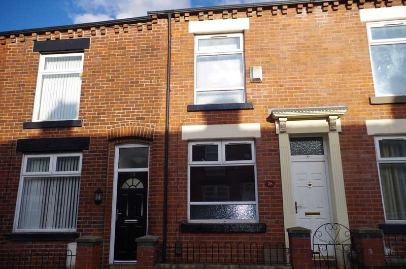 Terraced House for sale in Elmwood Grove, Bolton