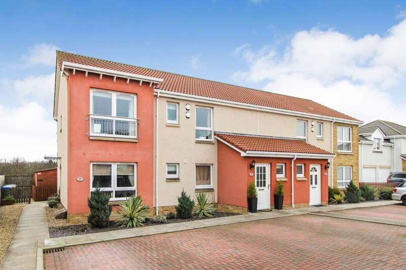 2 Bedrooms Flat for sale in Rosemount Grove, Leven, KY8