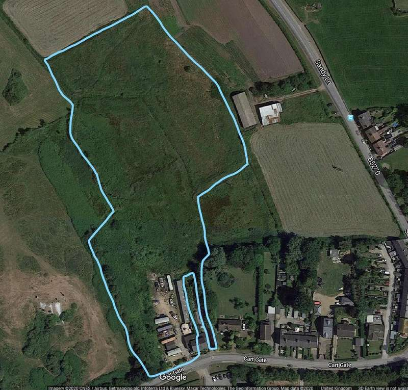 Land Commercial for sale in Development Opportunity - Springfield Cottages, Cartgate, Preesall, FY6 0NP