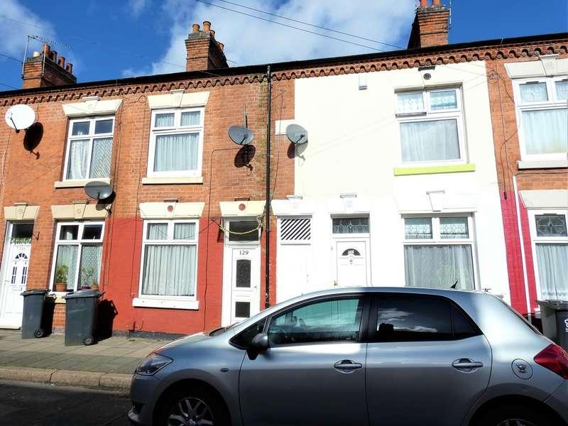 3 Bedrooms Terraced House for sale in Kensington Street, Belgrave, Leicester