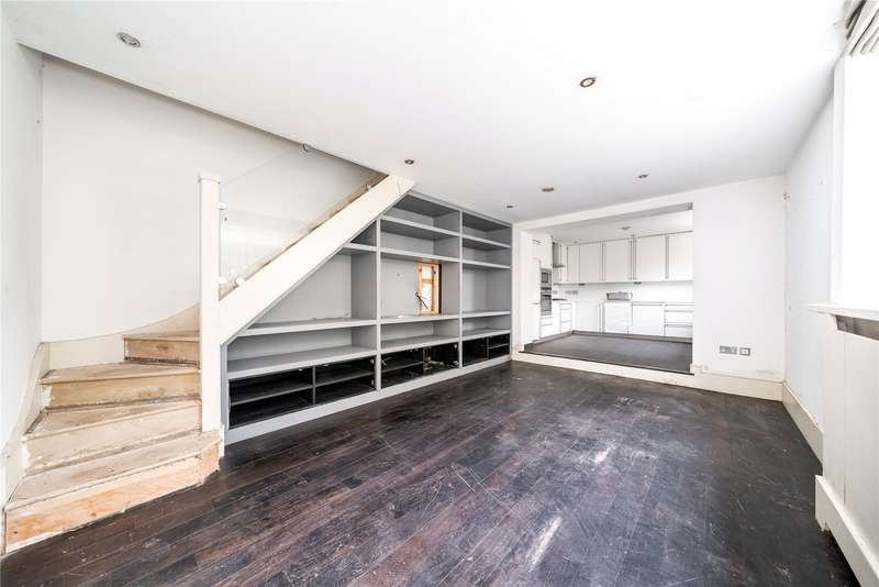 3 Bedrooms Terraced House for sale in Heath Passage, Hampstead, London, NW3