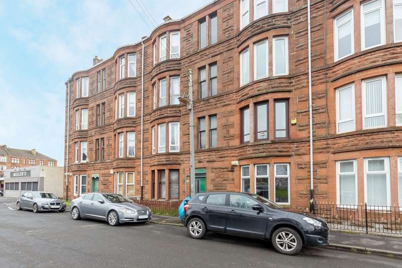 1 Bedroom Flat for sale in Cramond Terrace, Shettleston, Glasgow, G32