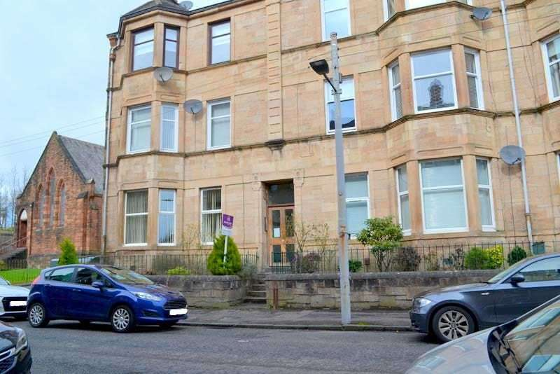 2 Bedrooms Flat for sale in Melrose Avenue, Rutherglen, Glasgow