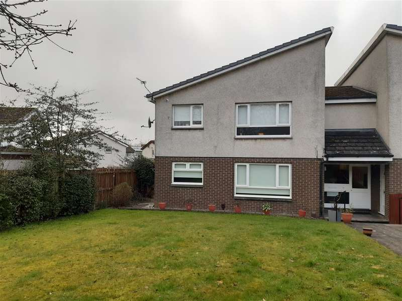 Studio Flat for sale in Sandyhills Crescent, Glasgow