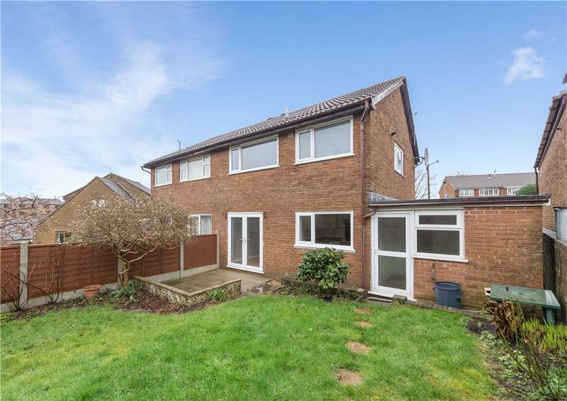3 Bedrooms Semi Detached House for sale in Long Green, Earby, Barnoldswick, Lancashire