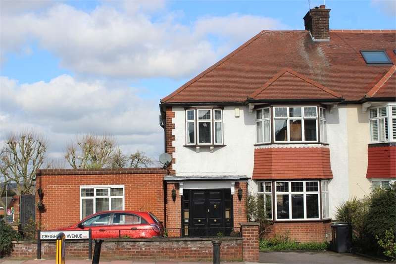 6 Bedrooms Semi Detached House for sale in Creighton Avenue, Muswell Hill, London