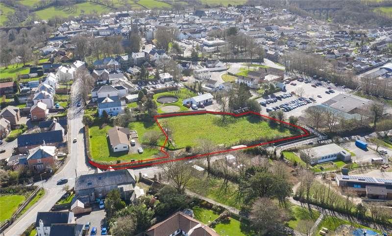 Plot Commercial for sale in Adjacent To Barn Park, Sanders Lane, Holsworthy, Devon, EX22