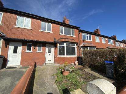 3 Bedrooms Terraced House for sale in Clifford Road, Blackpool, Lancashire, ., FY1