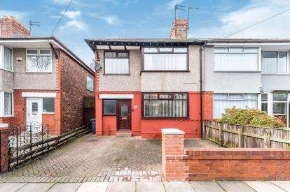 3 Bedrooms Semi Detached House for sale in Brooklands Avenue, Liverpool, Merseyside, L22