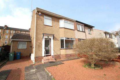 3 Bedrooms Semi Detached House for sale in Brenfield Avenue, Muirend