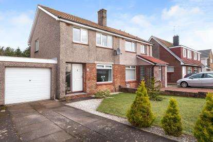 3 Bedrooms Semi Detached House for sale in North Drive, Troon