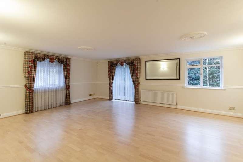 2 Bedrooms Flat for sale in Riverside Gardens, Finchley, N3
