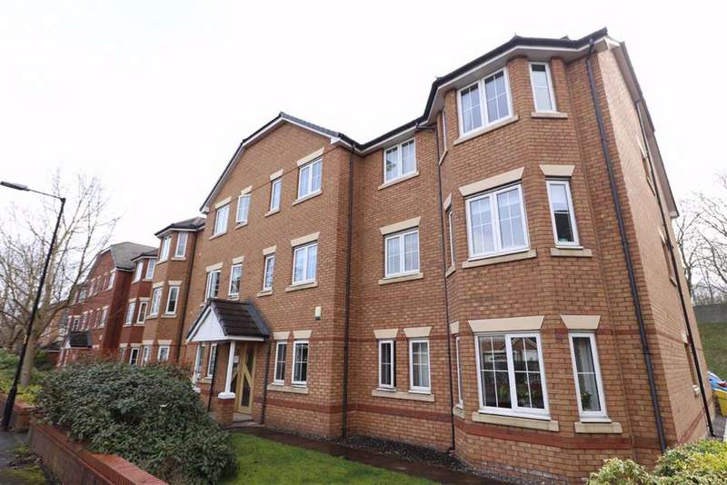2 Bedrooms Apartment Flat for sale in Chelsfield Grove, Chorlton, Manchester, M21