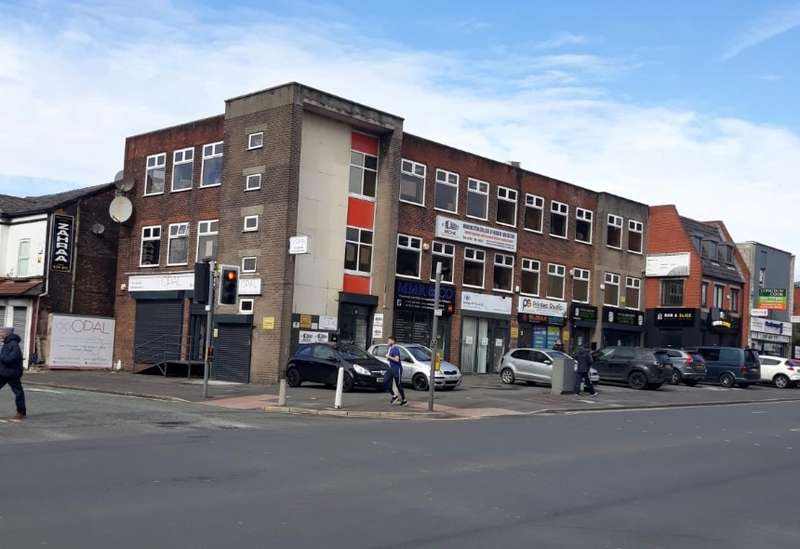 Retail Property (high Street) Commercial for sale in 57-59 Cheetham Hill Road, Cheetham Hill, Manchester, Greater Manchester