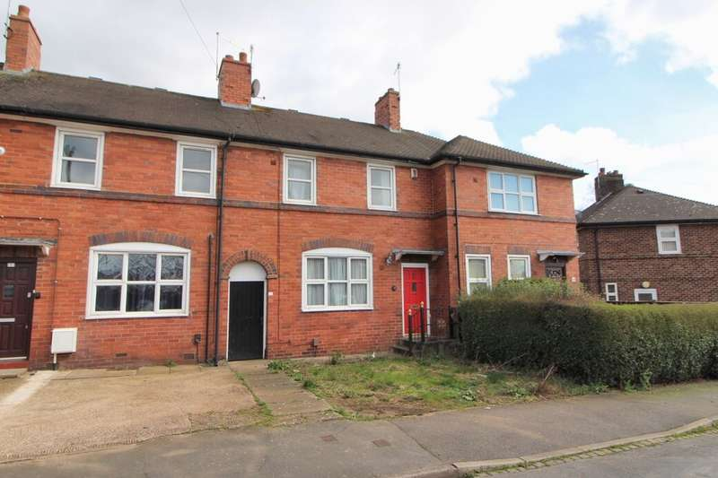 3 Bedrooms Terraced House for sale in Moorsyde Road, Stoke-On-Trent, ST4