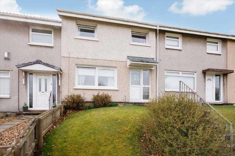 3 Bedrooms Terraced House for sale in Mauchline, Calderwood, EAST KILBRIDE
