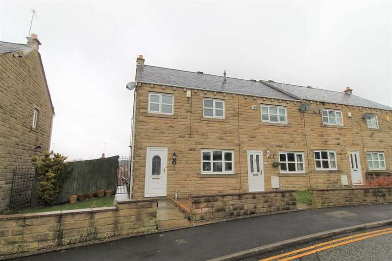 3 Bedrooms Semi Detached House for sale in Mellor Street, Oldham, Greater Manchester, OL4