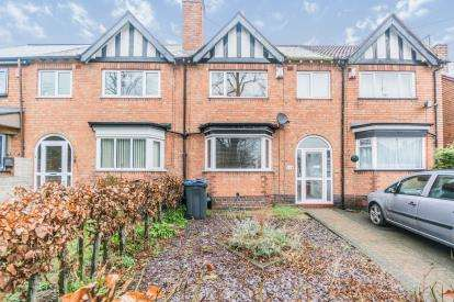 2 Bedrooms Terraced House for sale in Lakey Lane, Hall Green, Birmingham, West Midlands