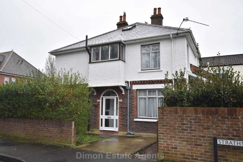 2 Bedrooms Semi Detached House for sale in Strathmore Road, Gosport