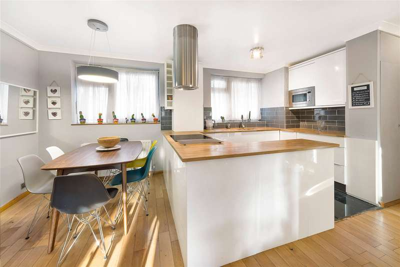 2 Bedrooms Flat for sale in Henty Close, Battersea, London, SW11