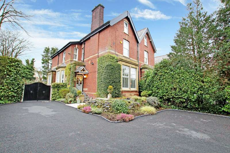 4 Bedrooms Semi Detached House for sale in Pinfold Lane, Manchester