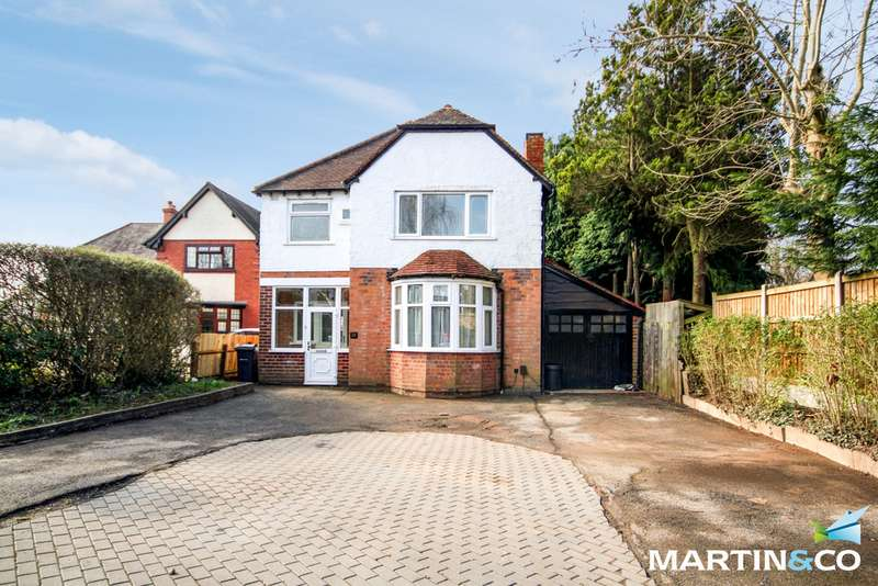 4 Bedrooms Detached House for sale in Kedleston Road, Hall Green, B28