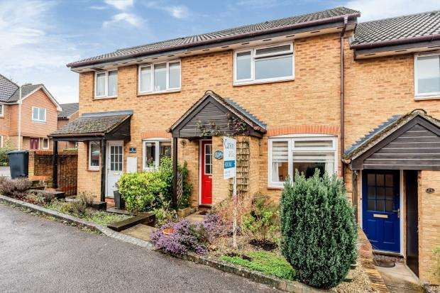 2 Bedrooms Terraced House for sale in Church Crookham, Fleet, Hampshire
