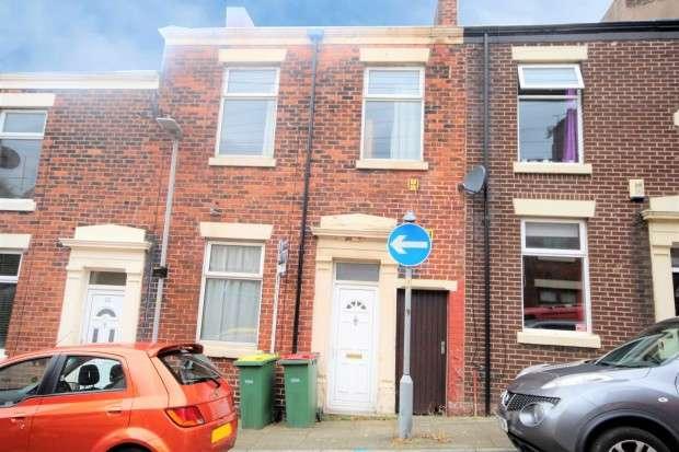 3 Bedrooms Terraced House for sale in Brieryfield Road, Preston, PR1